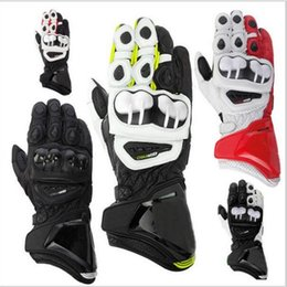 Wholesale gear driven - Free Shipping Motorcycle GP-PRO Gloves Guantes Motogp Racing Gear glove Motocross Leather GP PRO glove Motorbike Driving Guantes