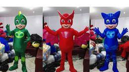conejito conejo marioneta Rebajas Nuevos Disfraces de Mascotas Desfile de Calidad PJ Maskscostumes Cumpleaños de Mascotas Disfraces Catboy