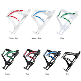 Wholesale Aluminum Bicycle Rack - Aluminum Alloy Bike Bicycle Water Bottle Holder Cage Rack Outdoor Sports Accessories Strong Toughness Durable Cycling Equipment