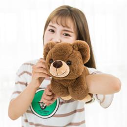 Wholesale Teddy Bear Best Gift - 2017 New Product Magic Animal, Plush Toy & Stuffed Animals Teddy Bear  Panda   Elephant With Magic On Arm, Best Gift For Kids