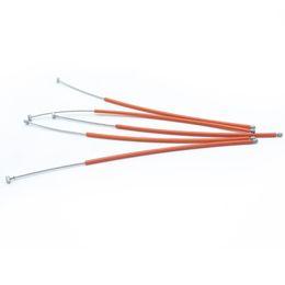 Wholesale Wholesale Chainsaw Parts - 5 X Throttle Cable Line For Husqvarna 362 365 371 372 XP 385 390 Chainsaw part #503 71 76-01