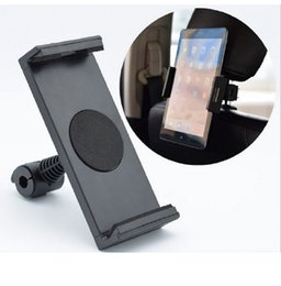 phone holder for car seats Promo Codes - Universal Car Holder,Auto Headrest Back Seat Tablet Car Mount Holder Cradle Bracket Stand- 360 Rotating Holder for Phone GPS and Pad 5.5-12""