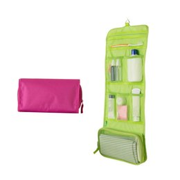 bulk wholesale clothes Coupons - Wholesale- Hanging Travel Toiletry Storage Bags Organizer Wholesale Bulk Lots Accessories Supplies Gear Items Stuff Products