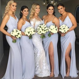 Coral Pastel Bridesmaid Dresses Canada