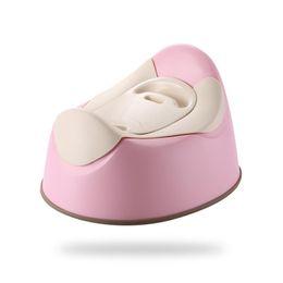 Wholesale Plastic Chairs Children - Baby Boys Girls Potty Training Seat Toilet Children Chair Infant Toddler Kids Bathroom Trainer Seven Colors 8pcs lot