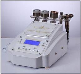 Wholesale Electroporation Machines - Portable cryo face lift no needle mesotherapy cryo electroporation machine face spa