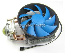 Wholesale Glass Reflectors Lights - Wholesale- 100w Copper Aluminum Heatsink Radiator CPU Fan + 44mm Optical Glass Lens + Reflector + Fixed Bracket For 100w SMD LED Light Bulb