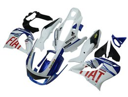 Wholesale Yamaha Thunderace - New Hot ABS Fairing kits Fit For YAMAHA Thunderace YZF1000R 1996 1997 1998 1999 2000 2001 2002 2003 2004 2005 2006 2007 nice blue red FIAT