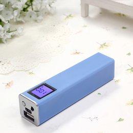 Сумка для ноутбуков онлайн-2600mAh USB-порт Power Bank портативное зарядное устройство внешняя Резервная батарея для iPhone Sumsung iPad Tablet Smartphone