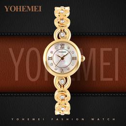 Wholesale Eternal Battery - Women Rhinestone Dress Eternal beauty bracelet ladies quartz watch female strip with diamond-made tide watches - Manufacturers Wholesale