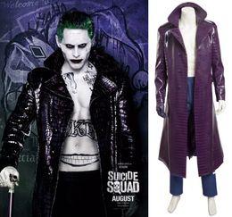 Joker Costume Suicide Squad Australia New Featured Joker