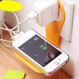 Wholesale Best Cell Phone Holder - Wholesale-Best Price 4PC Universal Lazy Bed Charging Bracket Mount Stand Holder For Cell Phone
