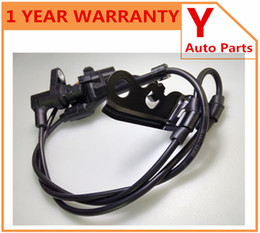 Wholesale abs front sensor - Auto Transmission Speed Sensor 89543-12100 Fits for TOYOTA COROLLA FRONT LH ABS SENSOR