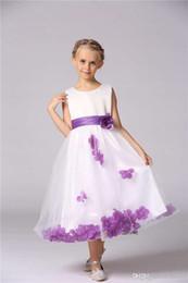 2020 свадебные платья лепестковая юбка 2016 девушки одеваются новые девушки свадебное платье юбка платье принцессы длинные лепестки вытирая оптом и в розницу бесплатно дешево свадебные платья лепестковая юбка