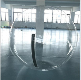 Wholesale Walk Water Ball Zorb - 1.3m 1.5m 1.8m Transparent inflatable Water Walking ball PVC inflatable water playing ball zorb balls water walk ball dancing balls