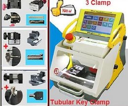 Wholesale Cheapest Benz - 2017 Best CE approved cheapest SEC-E9 automatic key cutting machine (English version) professional portable car key cutting machine