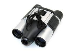 HD Câmera pinhole Binocular voz Digital gravador de Vídeo Câmera Telescópio HD Longo Distância Focal Câmeras Suporte TF Cartão de até 32 GB cheap telescope video camera de Fornecedores de câmera de vídeo telescópio