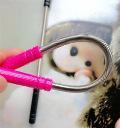 Épilateur de cheveux epistick en Ligne-Nouveau bricolage GOHO Epistick cheveux faciaux enlever les outils de soins du visage épilation Spring épilateur