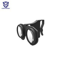 Wholesale Movies For Iphone - Wholesale- LIONTRONIC Mini Pocket Virtual Reality Glasses 3D VR Glasses Movies for iPhone 5 6 7 SmartPhones VR MINI Mini Fold 3D Glasses