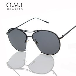 Wholesale Jump Drive Wholesalers - 2017 Jumping Jack Sunglasses Cut Off Trimming Frame Unisex Brand Design Popular Ray Sun Glasses Oculos De Sol OM231