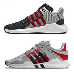 Wholesale Women Coats Cut - 2017 cheap Overkill x Consortium EQT 93 17 Boost Support Future Coat of Arms Pack Men women black sports shoes Running Sneakers 36-44