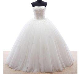 Wholesale Simple Flower Sash - Romantic Outdoor Fall Wedding Dresses 2016 Elegant Bohemian Garden Rustic Style Sleeve Bridal Gowns Flower Wear