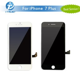 Wholesale Free Displays - A+++ Quality No dead Pixel LCD Display For iPhone 7 Plus Touch Screen and free Good Replacement+Repair Tools With Free Shipping