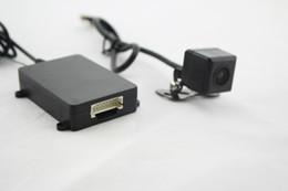 Câmera de inversão de estacionamento sem fio on-line-WIFI Sem Fio Universal Câmera de Visão Traseira Do Carro Assistência de Estacionamento Mini Anti nevoeiro de vidro À Prova D 'Água Reversa Unidade CMOS câmera de backup vista Ângulo