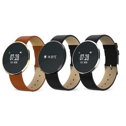 Wholesale Counting Watch - B10 smart bracelet wristband intelligent watches with heart rate monitor step counting bluetooth message reminder waterproof for ios Android