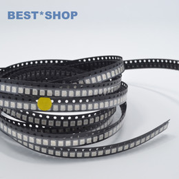 smd 3528 plcc Australia - Wholesale- wholesale New 100pcs 3528 1210 Yellow smd smt plcc-2 high quality 1.8-2.2v ultra bright light-emitting diodes Lamp free Shipping