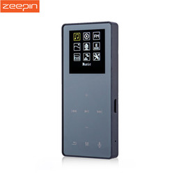 Wholesale Zeepin JS FM Record E book G Storage Music high performance MP3 Player with inch TFT screen support up to G TF card