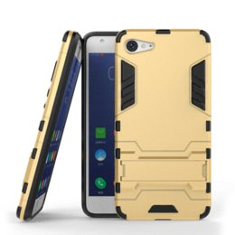 Wholesale Hood For Mobile - Stent PC and TPU 2 in 1 Mobile Phone Case For Lenovo ZUK Z2 Pro Covers Bags Shell Skin Hood Housing Shell