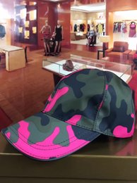 Wholesale Ladies Fashion Caps Hats - Travel outdoors sun hat fashion ladies canvas duck tongue hats designer baseball cap European and American brand ball caps With Box