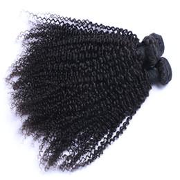 Ombre бразильские курчавые курчавые выдвижения волос онлайн-Горячее надувательство бразильские волосы малайзийский бразильский Индийский перуанский кудрявый вьющиеся волосы расширение необработанные человеческие волосы девственницы переплетения можно покрасить Ombre