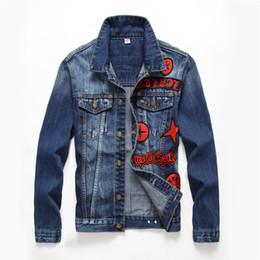 Wholesale Leather Jacket Hoodie - New Product Men Lapel biker northe face Jacket Cowboy Coat Sleeve hoodies leather for windbreakers