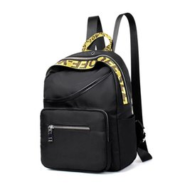 Wholesale leather knapsack women - Backpack Women Handbag Shoulder Bag Lady Casual Travel Bolsa Leather Rucksack Bags College Student Knapsack Bag Mochila Feminina