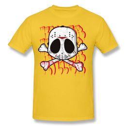 T-shirt Maker coton supérieur tshirt pour les hommes crâne de bande dessinée imprimer à manches courtes tees garçon cadeau d'anniversaire bon chemises Lil Killer ? partir de fabricateur