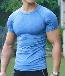 Wholesale Blank Tee Top Shirts - Bodybuilding Tank Top Men Stringer Gyms Fitness Sleeveless blank Cotton Gyms Men Tops Brand Shirt men's tees men t shirt