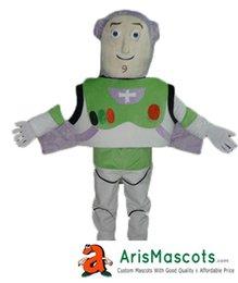 Wholesale Story Mascot Costume - AM0199 Toy Story Character Buzz Lightyear Mascot costume, party costumes, EVA foam mascot fur mascot advertising