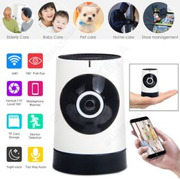 Wholesale Free Webcam Security - Wholesale- Free shipping!WIFI 720P HD Indoor Security Wireless CCTV IP Camera IR-Cut Webcam Night Vision