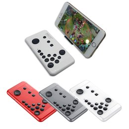 Wholesale Wireless Pc Game Remote Control - MOCUTE 055 GamePad Joystick wireless Bluetooth Controller Remote Control Game pad For IOS Android Phone Tablet PC
