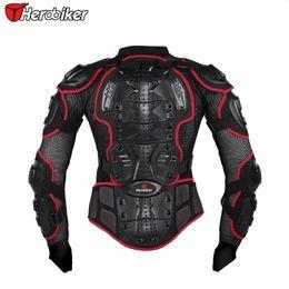 Wholesale Black Street Bikes - HEROBIKER Men's Motocross Off-Road Dirt Bike Motorcycle Full Body Armor Motorbike Street Racing Jacket Size: M L XL XXL XXXL