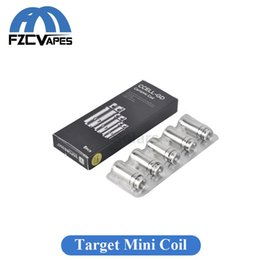 Wholesale Wholesale Gd - Original Vaporesso Target Mini Ccell GD Col Head Replacement 0.5ohm 0.6ohm Vape Head fot Target Mini Kit and Tank Atomizer