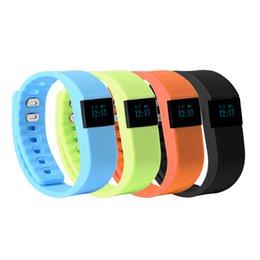 relógios baratos Desconto IP67 À Prova D 'Água Pulseiras inteligentes TW64 rastreador de atividade de fitness bluetooth pulseira smartband pulseira relógio não fitbit flex fit bit Navio Livre