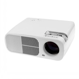 """Wholesale Mhl Hdmi - US Stock! New BL-20 HD 1080P Mini projectors Home Cinema Theater 5"""" inch 2600 Lumens LCD 800x480 3D Portable Projector Free Shippping"""