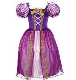 Wholesale Dresses Children Girl Plus Size - New Hot Frozen Dress Queen 2017 Girls Princess dress,Kids Cosplay Dress Beauty Dress,Cinderella Dress Children Costume Rapunzel Aurora Kid