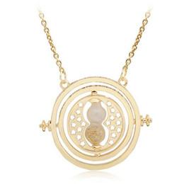 Canada Convertisseur de temps de collier populaire de collier de hp européen et américain hp hermione granger tournant le collier tournant Offre