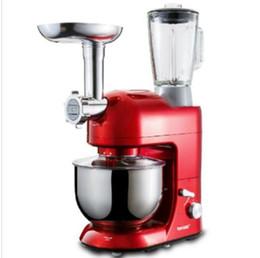 Geschwindigkeitsschleifer online-5L Liters High-Speed-Elektro-Edelstahl-Stand-Mixer-Maschine, Entsafter Mixer Essen Bäckerei Ausrüstung Grinder