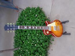 Wholesale Ice Tea Guitar - best china guitar Custom Shop'59 VOS, Iced Tea Electric Guitar OEM