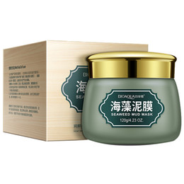 Wholesale Cleanse Products - Bioaqua Green Beans Mud Facial Mask Moisturizing Acne Treatment Oil-control Deep Cleansing Face Mask Skin Care Beauty Makeup Product
